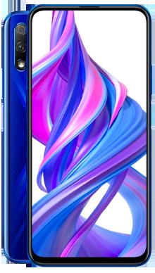 Honor 9X Sapphire Blue