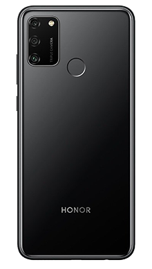 Honor 9A 64GB Midnight Black Back