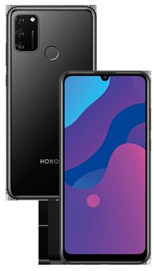 Honor 9A 64GB Midnight Black