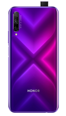 Honor 9X Pro 128GB Phantom Purple Back