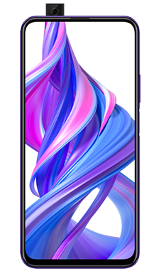 Honor 9X Pro 128GB Phantom Purple Front