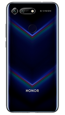 Honor View 20 6GB Ram 128GB Black Back