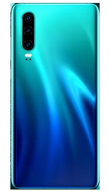 Huawei P30 128GB Aurora Back