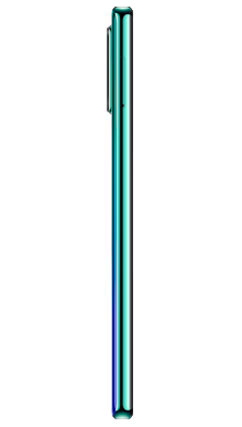 Huawei P30 128GB Aurora Side