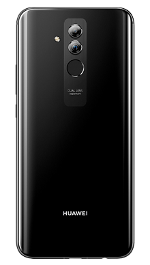 Huawei Mate 20 Lite Black Back