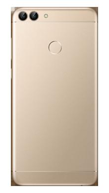 Huawei P Smart Gold Back