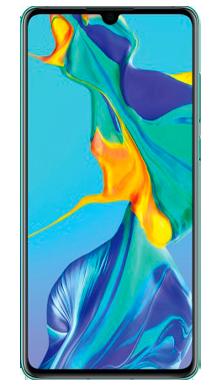 Huawei P30 128GB Aurora Front