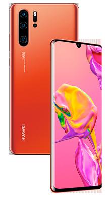 Huawei P30 Pro 512GB Amber Sunrise