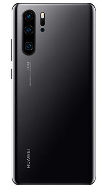 Huawei P30 Pro 128GB Midnight Black Back