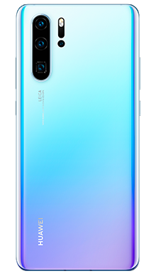 Huawei P30 Pro 128GB Breathing Crystal Back