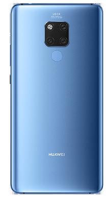 Huawei Mate 20X 5G Blue Back