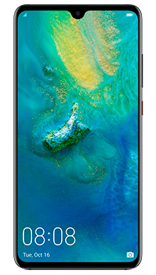 Huawei Mate 20 X Blue Front