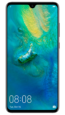 Huawei Mate 20 Black Front