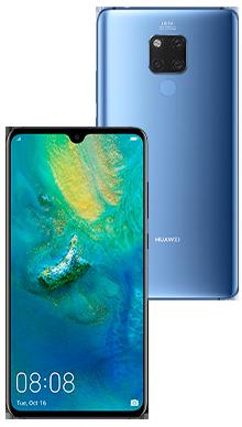 Huawei Mate 20 X Blue
