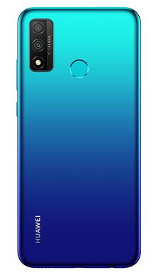 Huawei P Smart 2020 128GB Aurora Blue Back