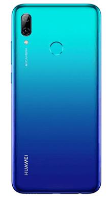 Huawei P Smart 2019 Aurora Blue Back