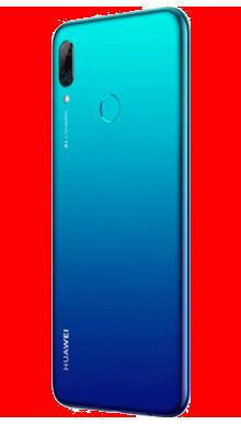 Huawei P Smart 2019 Aurora Blue Side
