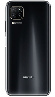 Huawei P40 Lite 128GB Midnight Black Back