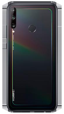 Huawei P40 Lite E  128GB Midnight Black Back