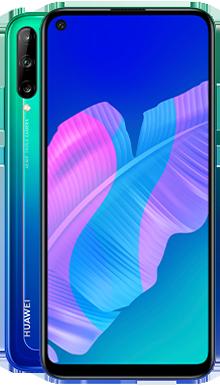 Huawei P40 Lite E 128GB Aurora Blue