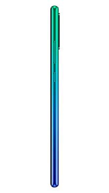 Huawei P40 Lite E 128GB Aurora Blue Side