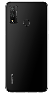Huawei P Smart 2020 128GB Midnight Black Back