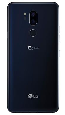 LG G7 Black Back
