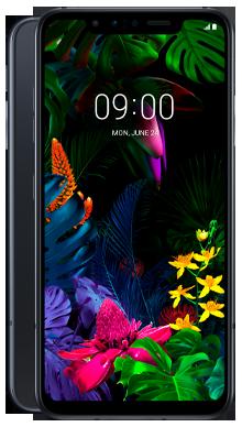 LG G8S Black