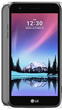 LG K4 2017 Black
