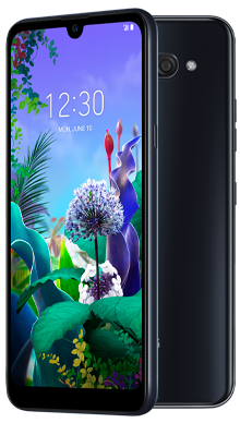 LG Q60 Blue