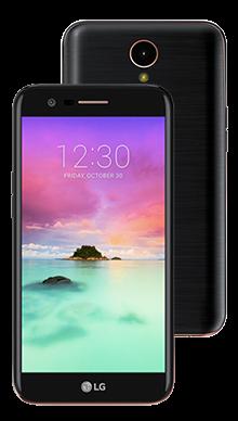 LG K10 2017 Black