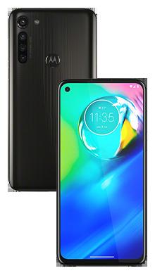 Motorola G8 Power 64GB Smoke Black