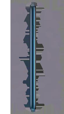 Motorola G8 Power 64GB Capri Blue Side