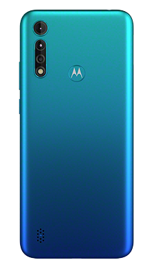 Motorola G8 Power Lite 64GB Mermaid Back