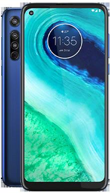 Motorola G8 64GB Neon Blue