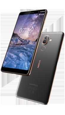 Nokia 7 Plus 64GB Black