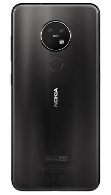 Nokia 7.2 Black Back