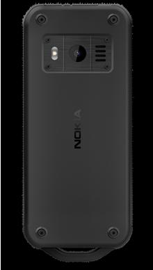 Nokia 800 Tough Back