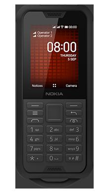 Nokia 800 Tough Front