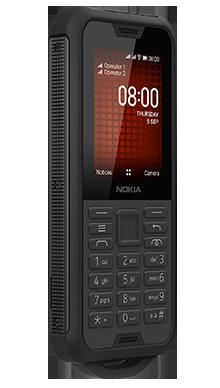 Nokia 800 Tough Side