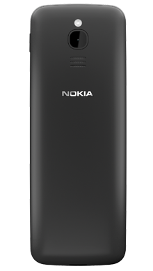 Nokia 8110 Black Back