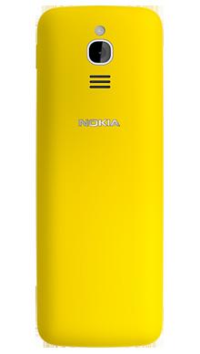 Nokia 8110 Yellow Back