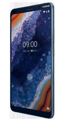 Nokia 9 Blue Side