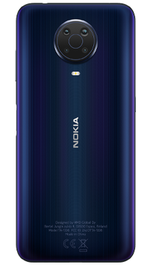 Nokia G20 64GB Blue Back