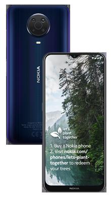 Nokia G20 64GB Blue