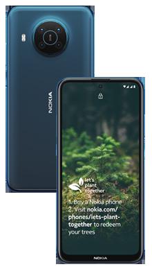 Nokia X20 5G 128GB Nordic Blue