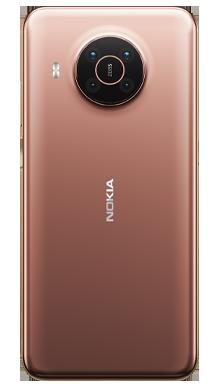 Nokia X20 5G 128GB Midnight Sun Back