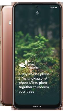 Nokia X20 5G 128GB Midnight Sun