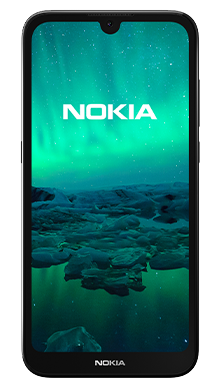 Nokia 1.3 16GB Charcoal Front