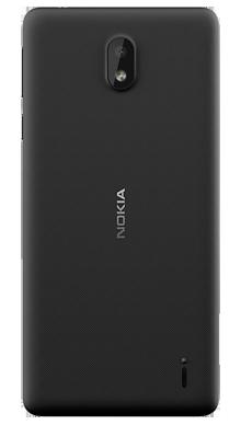 Nokia 1 Plus Black Back